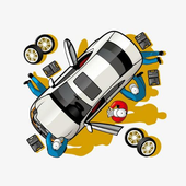 Car problems & solutions icon