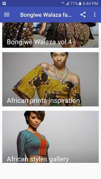 Bongiwe Walaza fashion styles screenshot 7