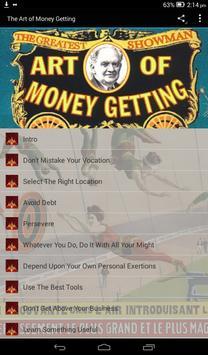 Barnum's Art of Money Getting screenshot 9
