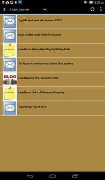 Lean News apk screenshot