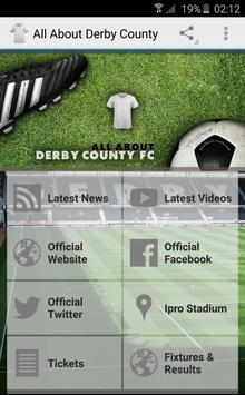 All About Derby County FC poster