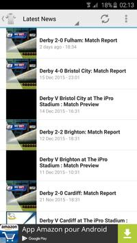 All About Derby County FC screenshot 1