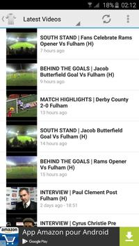 All About Derby County FC screenshot 2