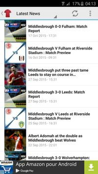 All About Middlesbrough FC screenshot 1