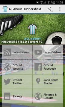 All About Huddersfield Town poster