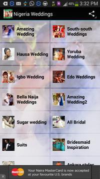 NIGERIAN WEDDINGS poster