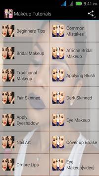 Makeup Tutorials poster