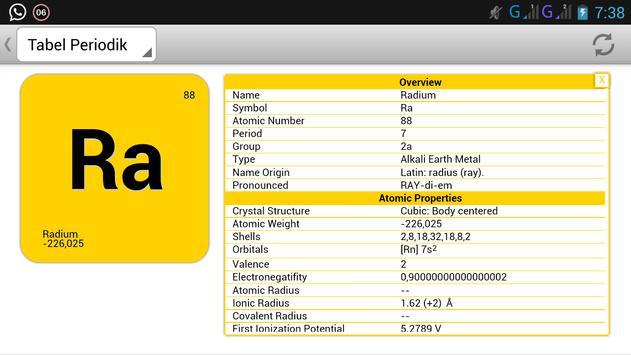Tabel periodik unsur kimia v3 apk download gratis pendidikan apl tabel periodik unsur kimia v3 apk screenshot urtaz Image collections