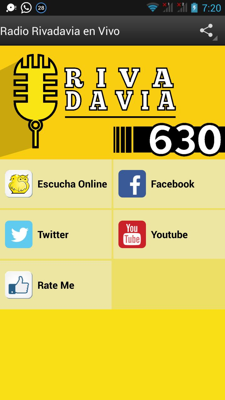 Radio Rivadavia En Vivo For Android Apk Download