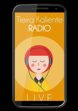 Radio Tierra Caliente Envivo poster