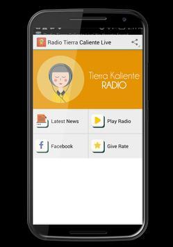 Radio Tierra Caliente Envivo screenshot 1