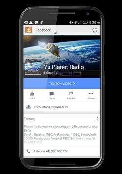 Yu Planet Radio Live screenshot 2