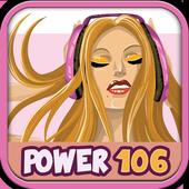 Power 106 FM Radio App icon