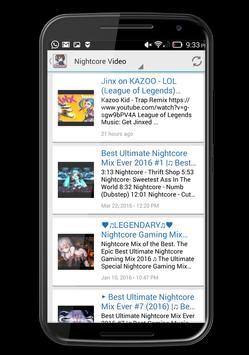 Nightcore Radio and Music screenshot 6