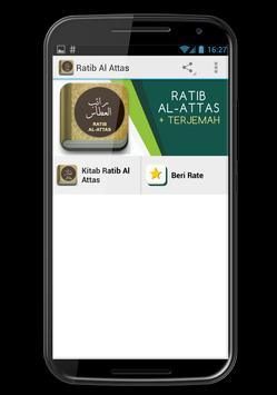 Ratib Al Attas Lengkap apk screenshot