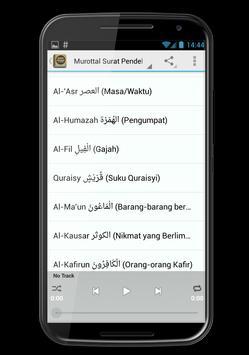 Surat Surat Pendek Al Quran screenshot 4