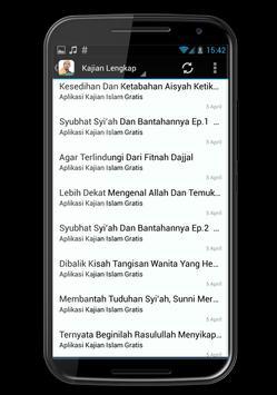 Kajian Al Amiry apk screenshot