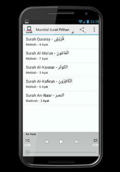 Murottal Anak Thaha Al Junayd apk screenshot