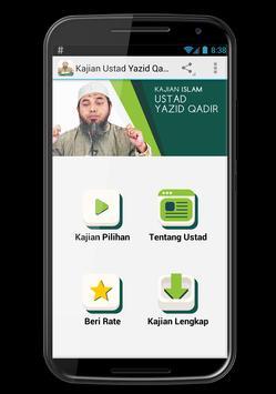 Kajian Ustad Yazid Jawas screenshot 1
