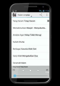 Ceramah Syaikh Ali Jaber apk screenshot