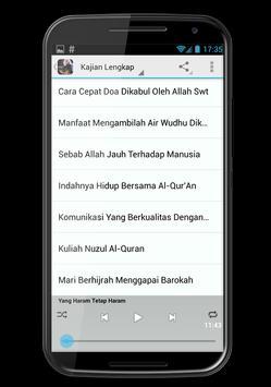 Ceramah Syaikh Ali Jaber screenshot 2