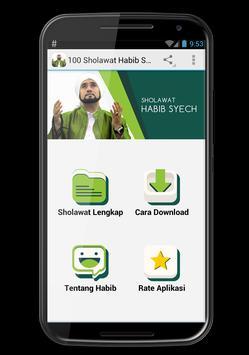 100 Sholawat Habib Syech screenshot 1
