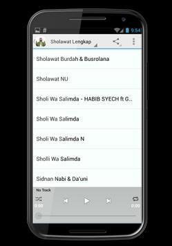100 Sholawat Habib Syech screenshot 4
