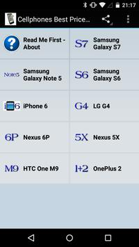Cell Phones Best Price Deals poster