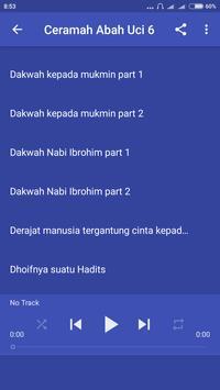 Ceramah Abah Uci Offline 6 screenshot 1