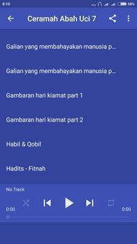 Ceramah Abah Uci Offline 7 screenshot 3
