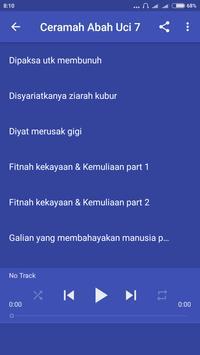 Ceramah Abah Uci Offline 7 screenshot 2