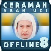 Ceramah Abah Uci Offline 8 icon