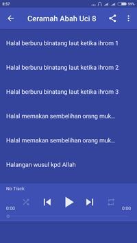 Ceramah Abah Uci Offline 8 screenshot 3
