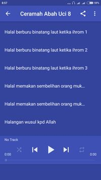Ceramah Abah Uci Offline 8 screenshot 1