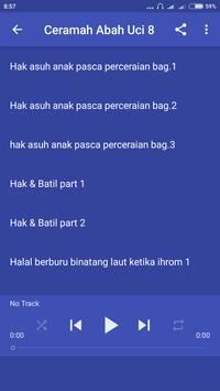 Ceramah Abah Uci Offline 8 screenshot 2