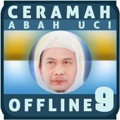 Ceramah Abah Uci Offline 9 icon