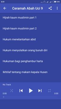 Ceramah Abah Uci Offline 9 screenshot 3