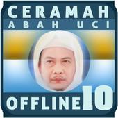 Ceramah Abah Uci Offline 10 icon