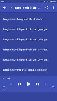 Ceramah Abah Uci Offline 10 screenshot 3