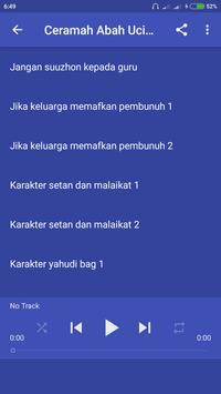 Ceramah Abah Uci Offline 11 screenshot 2