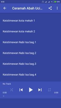 Ceramah Abah Uci Offline 12 screenshot 3