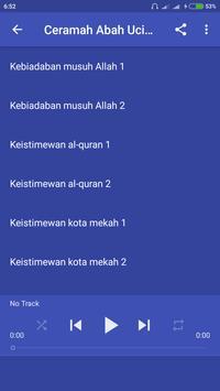 Ceramah Abah Uci Offline 12 poster