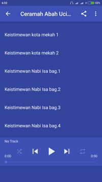 Ceramah Abah Uci Offline 12 screenshot 1
