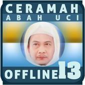 Ceramah Abah Uci Offline 13 icon