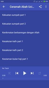 Ceramah Abah Uci Offline 13 poster