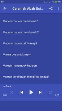 Ceramah Abah Uci Offline 14 screenshot 3