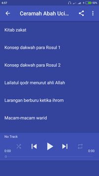 Ceramah Abah Uci Offline 14 poster