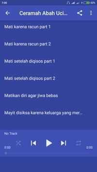 Ceramah Abah Uci Offline 15 screenshot 3