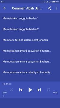Ceramah Abah Uci Offline 16 poster