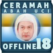 Ceramah Abah Uci Offline 18 icon